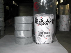 Alloying additives tablets